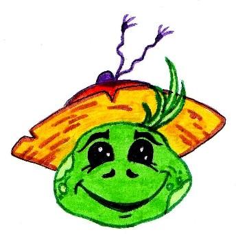 grenouille joyeuse petite taille
